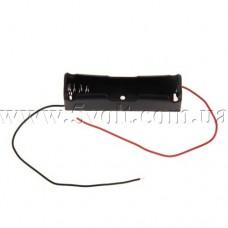 Батарейный отсек для аккумулятора 18650