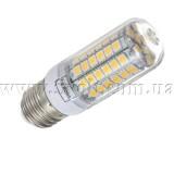 Лампа светодиодная 220V 15W E27 теплый белый