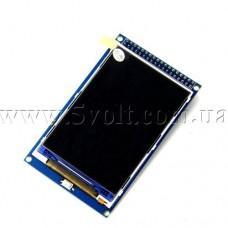 Дисплей 3.2 480х320 для Arduino MEGA