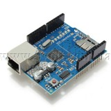 Сетевая плата W5100 для Arduino