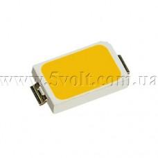 Светодиод 5730 SMD теплый белый 55лм