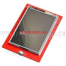 Дисплей 2.4 320х240 с сенсорным управлением