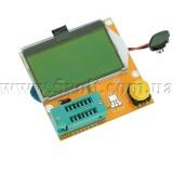 Мультифункциональный тестер радиодеталей графический экран