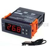 Терморегулятор-термостат программируемый в корпусе питание 220В
