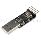 USB to TTL-UART конвертер на CH340G