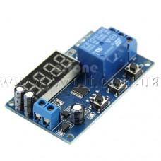 Автоматический контроллер временных задержек версия 12В