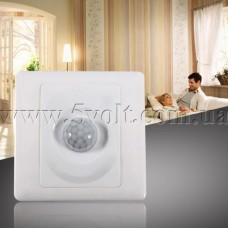 Выключатель света с датчиком движения