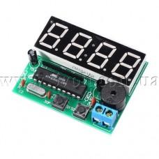Конструктор Электронные часы на микроконтроллере