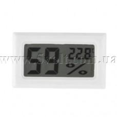 Панельный термометр-гигрометр с внутренним датчиком