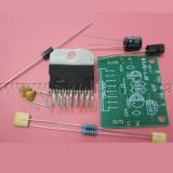 Конструктор УМЗЧ 2x15Вт на микросхеме TDA7297