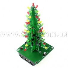 Конструктор DIY новогодняя елка на светодиодах