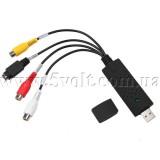 USB-плата видеозахвата Easycap
