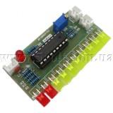 Конструктор DIY Индикатор уровня на LM3915
