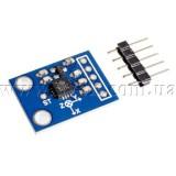 Модуль акселерометра аналогового ADXL335