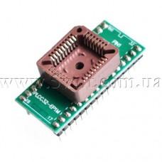 Адаптер PLCC32 to DIP32 для программатора