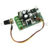 Регулятор оборотов электродвигателя 20А 60В