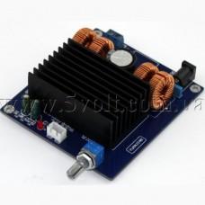 Усилитель D-класса 150Вт моно на TDA7498 для сабвуфера