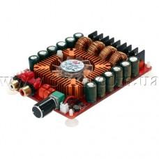 Усилитель D-класса 2х160Вт или 1х220Вт на TDA7498E