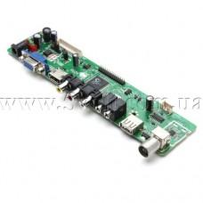 Контроллер монитора LCD скалер LA.MV59.P с HDMI VGA USB