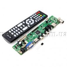 Контроллер монитора LCD скалер LA.MV56.P с HDMI VGA USB