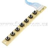 Плата кнопок и фотоприемника для LCD-скалеров V56 3463