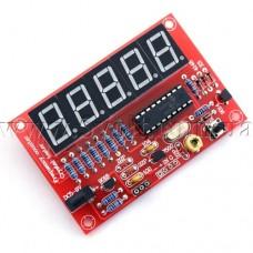 Конструктор частотомера 1Гц - 50МГц