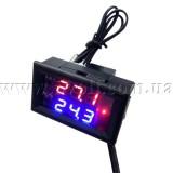 Терморегулятор-термостат программируемый W2809 питание 12В