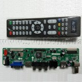 Контроллер монитора LCD скалер T.VST59.031 чип V59