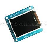 Дисплей 1.8 160х128 на контроллере ST7735