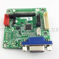 Контроллер монитора универсальный скалер MT561-B v2.1