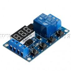 Автоматический контроллер временных задержек с триггером