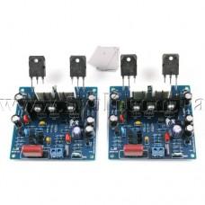 Усилитель аналоговый 2x100Вт MX50 SE конструктор для сборки