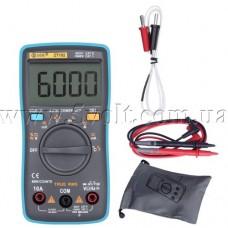Мультиметр ZT102 с True RMS