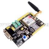 Отладочная плата GSM GPS модуля SIM800