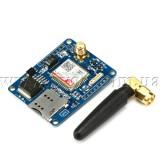 Отладочная плата GSM Bluetooth модуля SIM800C