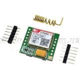 Отладочная плата GSM Bluetooth модуля SIM800C мини