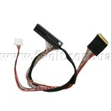 Кабель LVDS интерфейса 1ch 6bit 30pin 0.4mm I-PEX 20525-030E-02