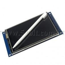Дисплей 3.5 480x320 16bit драйвер ILI9486 сенсор XPT2046
