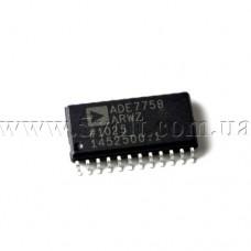 Микросхема ADE7758ARWZ