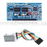 SPWM инвертор чистой синусоиды EGS002 EG8010 + IR2113 + LCD