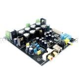 Hi-Fi ЦАП с селектором входов и дисплеем AK4490 + AK4118