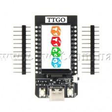Модуль LILYGO TTGO T-Display ESP32 CP2104 WiFi bluetooth